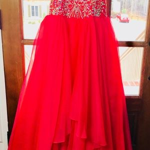 Tiffany Designs Dresses - Tiffany Princess Gown Size 12